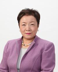 広島県看護連盟会長 板谷美智子